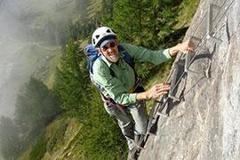 Klettergurt Klettersteig : Klettersteig zermatt 20.9.2015 sac sektion